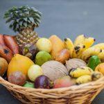 Früchtebox mit 8kg tropischen Früchten