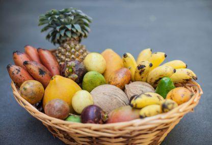 früchtekorb gross