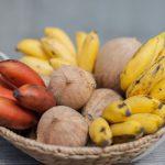 Früchtekorb fürs Büro. Mit 5.5kg tropischen Früchten