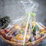 Geschenkkorb mit 3.5, 5 oder 8kg tropischen Früchten