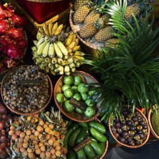 Früchte aus Thailand. Lieferung am 04.07.19