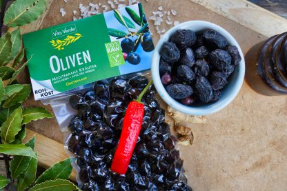 oliven mediterrran