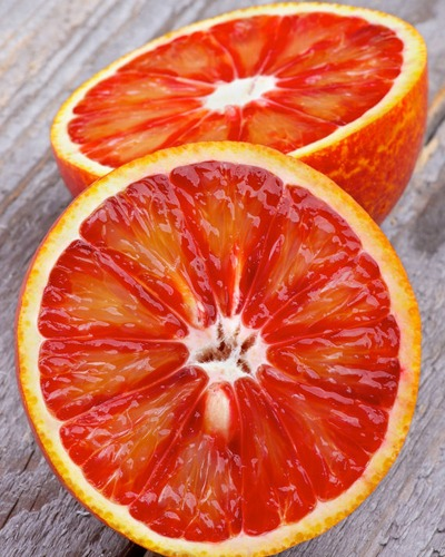 Blut orange